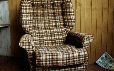 Comment se débarrasser d'un meuble encombrant ?