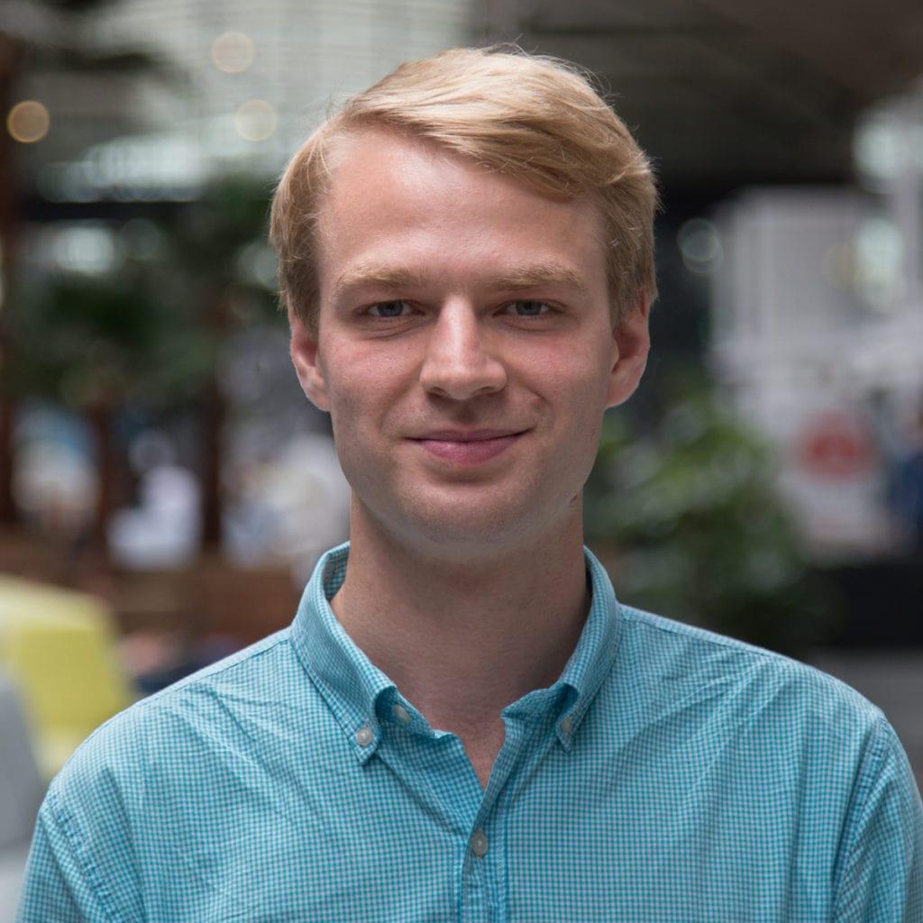 Portrait Matthieu - CEO