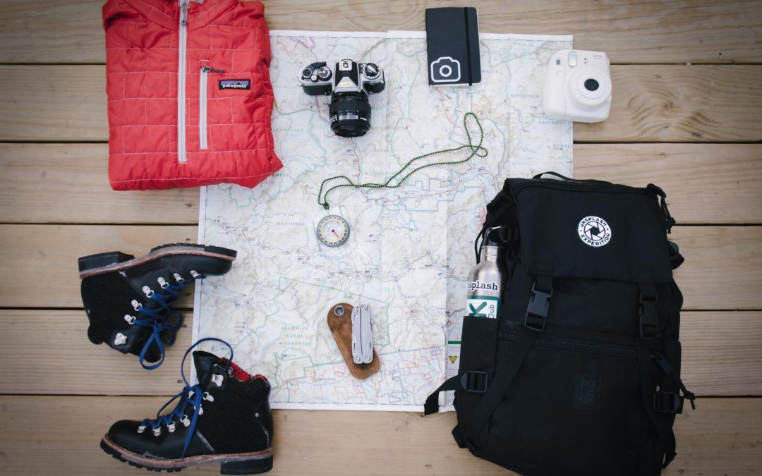 5 conseils pour faire ses bagages rapidement
