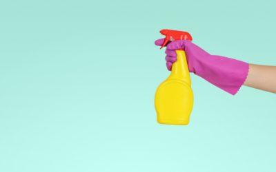 3 conseils pour garder votre maison propre toute l'année