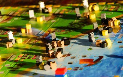 S'occuper lors du confinement – Jeux de société
