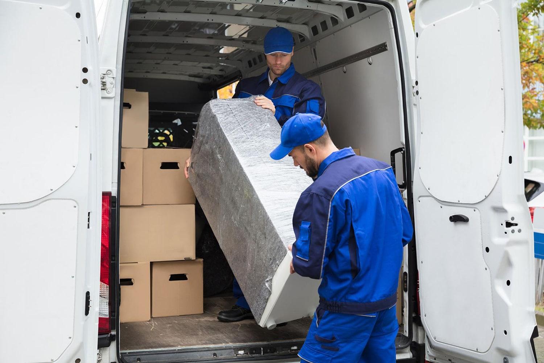 transport des meubles